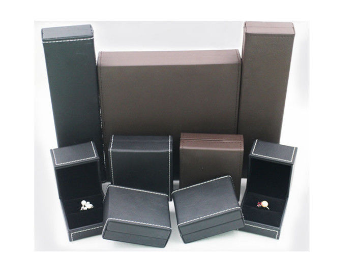Rectangle Jewelry Storage Box , High Grade Earring Jewelry Box Recyclable